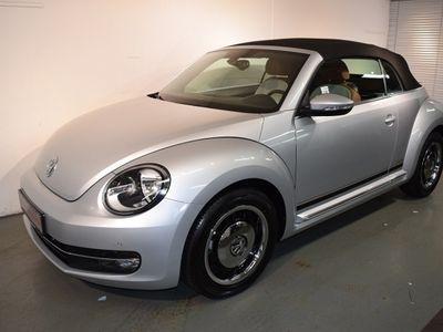 gebraucht VW Beetle Cabriolet 2.0 TDI CUP*Klima*PDC*SHZ