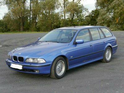 gebraucht BMW 528 E39 i Touring M52B28 Teilespender B...