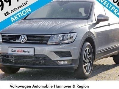 gebraucht VW Tiguan 1.4 TSI DSG 4Motion Join Navi AHK Klima Sitzheizung