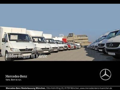 usado Mercedes Sprinter 213 CDI Klima Schwingsitz Zurrschiene