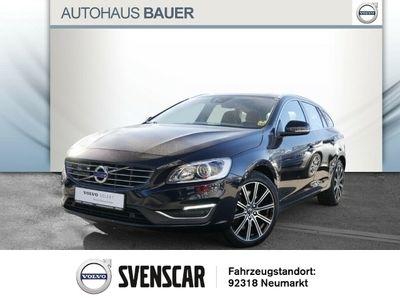 gebraucht Volvo V60 CC D6 Twin Engine AWD Summum Momentum A EU6