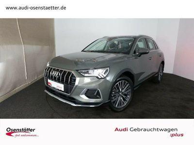 gebraucht Audi Q3 45 TFSI advanced qu./Virtual/LED/Connect