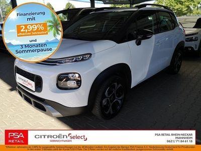 gebraucht Citroën C3 Aircross Shine PureTech 110 S&S OPF*NAVI*SHZ*GRIPCON*LM17