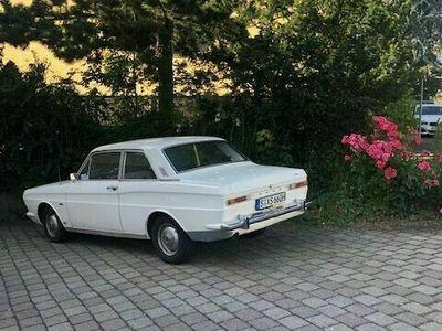 gebraucht Ford Taunus 15 M P6 Limousine Bj 04.1967 H Kennz