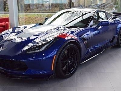 gebraucht Corvette Grand Sport C7 6.2AT Carbon Performance Leder