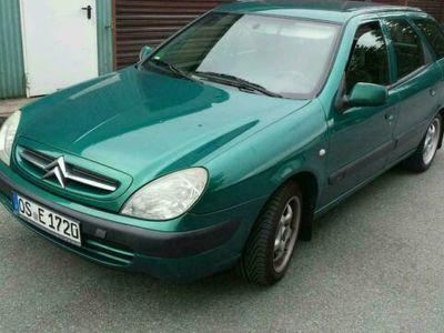 gebraucht Citroën Xsara 2.0 HDI 90 PS