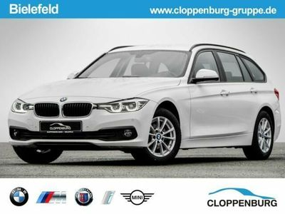 gebraucht BMW 320 i Touring Advantage Navi SHZ Aut Klimaa Temp