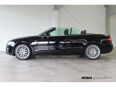 gebraucht Audi A5 Cabriolet 2.0 TDI S-LINE SPORTPAKET STYLE + (Navi