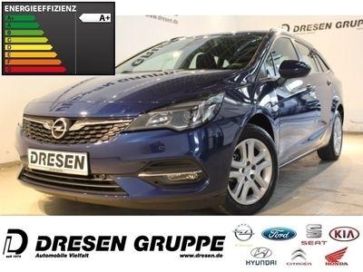 gebraucht Opel Astra Sports Tourer 1.5/Navi+Rückfahrkam.+SHZ+PDCv+h
