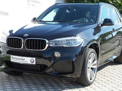 gebraucht BMW X5 xDrive M Sportpaket HUD AHK HiFi Kamera