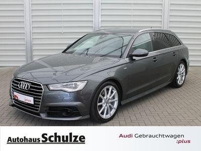 gebraucht Audi A6 Avant quattro 3.0 TDI KLIMA XENON NAVI LEDER ALU