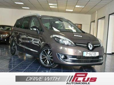 gebraucht Renault Grand Scénic III 1,6 dCi 130 BOSE 7-Sitze Navi