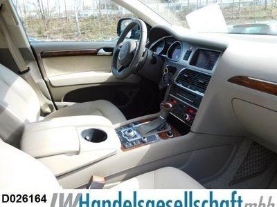 """gebraucht Audi Q7 3.0 TDI quattro 18""""ALU LEDER NAVI+ XEN STNDHz"""