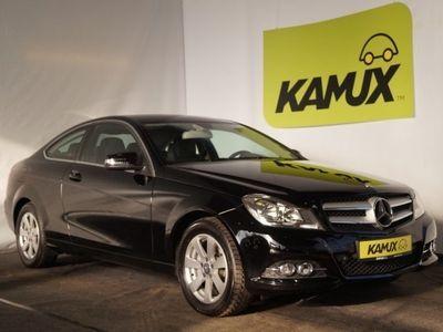 gebraucht Mercedes C180 CGI BlueE.++Sitzheizung++Sportfahrwerk