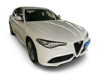 gebraucht Alfa Romeo Giulia Veloce Q4 2.0 Performance Navigation DAB
