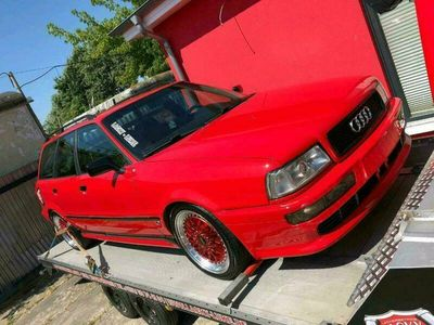 gebraucht Audi 80 Avant 1,9 TDI als Kombi in Reinickendorf
