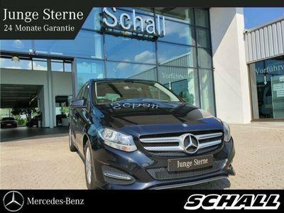 gebraucht Mercedes B180 CDI STYLE+7G-DCT+PARKTRONIC+SITZHEIZUNG