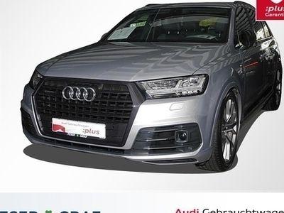gebraucht Audi Q7 3.0 TDI qu.tiptronic 3x S line Matrix-LED+Luft-