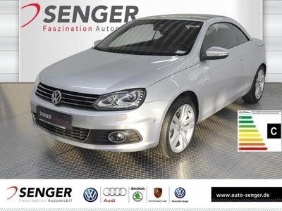 gebraucht VW Eos 2.0 TDI Cup BMT Leder Xenon PDC
