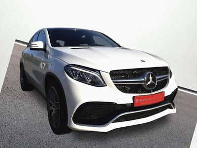 gebraucht Mercedes GLE63 AMG AMG S Coupe*1Hand*8-fach*