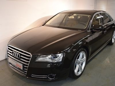 gebraucht Audi A8L 4.2 TDI quattro Massage*ACC*Schiebedach*AHK