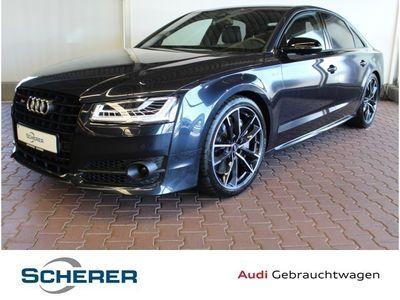 gebraucht Audi S8 plus 4.0 TFSI quat., LED, Navi, Leder, PDC, SHZ, MFL
