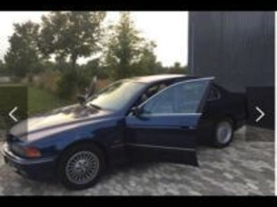 käytetty BMW 501 E39 535iPS Baujahr 1996