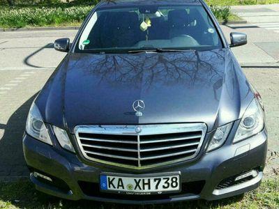 gebraucht Mercedes E250 Mercedeskllase Avangard