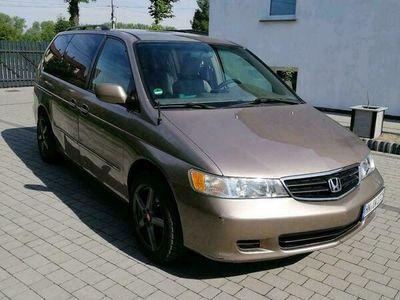 gebraucht Honda Odyssey
