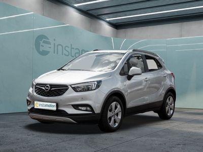 gebraucht Opel Mokka X MokkaEdition Start Stop 1.4 Turbo PDC v.+ hinten AHK