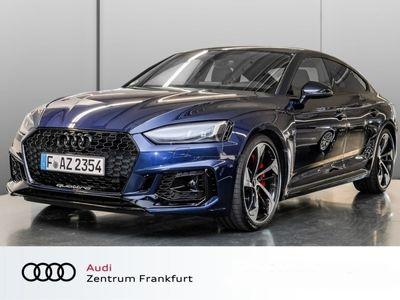 gebraucht Audi RS5 Sportback quattro tiptronic Navi Panorama HU HUD S-Sitz B&O HeadUp MMIPlus PreSense SideAssist