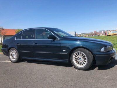 gebraucht BMW 540 i A (Benzin und LPG)