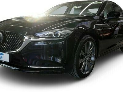 gebraucht Mazda 6 Limousine SKYACTIV-G 194 Drive Sports-Line LED