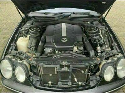 gebraucht Mercedes CL500 Mercedesals Sportwagen/Coupé in Zetel