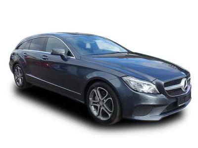 gebraucht Mercedes CLS350 Shooting Brake d Airmatic, Sportpaket, Euro6, Comandsystem, Keyless-go, Euro6