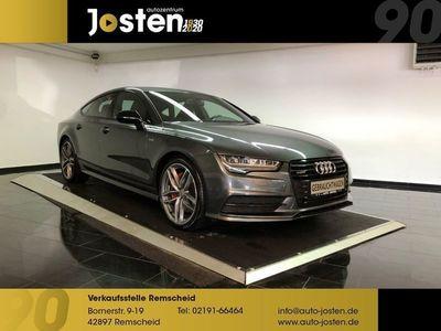 gebraucht Audi A7 compet. S-Sportsitz BOSE AHK Luftfahrw. RFK