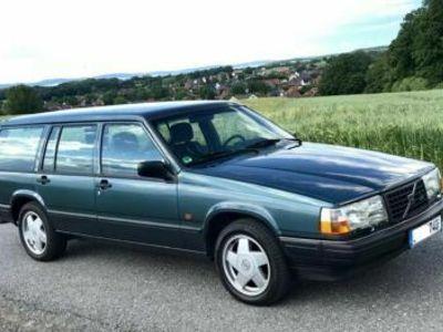 gebraucht Volvo 740 Turbo, bald H-Kennzeichen