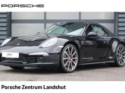 gebraucht Porsche 911 Carrera 4S Cabriolet 991 (911) | SportChrono |