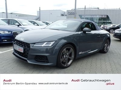 gebraucht Audi TT Roadster 45 TFSI quattro S tronic *NAVIplus*LED*SHZ*