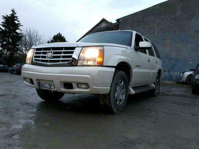 gebraucht Cadillac Escalade 6.0 Vortec *V8* *EURO4* *AHK*