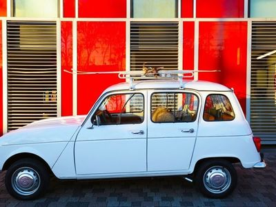 gebraucht Renault R4 GTL als Kleinwagen in neuss