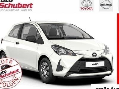 gebraucht Toyota Yaris Hybrid 1.5 VVT-i Team Deutschland+LM+Kamera+Safety Sense