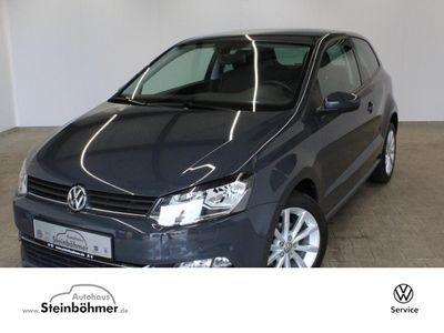 gebraucht VW Polo Highline 1.2TSI CompositionMedia Bluetooth Klima
