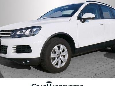 gebraucht VW Touareg 3.0 TDI 4Motion AHK Navi Xenon Einparkh.