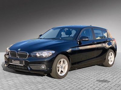 gebraucht BMW 116 i Advantage 1.5 NAVI/PDC/SHZ/Klimaautomatik