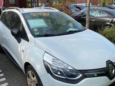gebraucht Renault Clio IV Kombi 0.9 TCe 90 Limited Klimaanlage