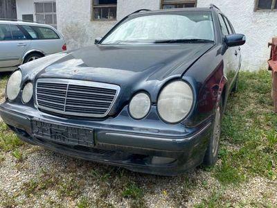 gebraucht Mercedes E240 Elegance *KLIMA*EURO 4*