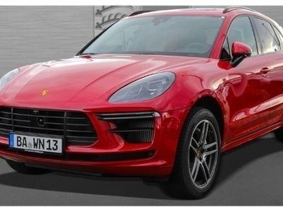 gebraucht Porsche Macan Turbo frei ab 05.02.2020