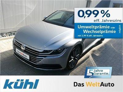 gebraucht VW Arteon 2.0 TDI DSG 4Motion Elegance