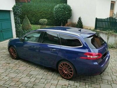 gebraucht Peugeot 205 308 SWGT NAVI MASSAGE KAMERA 8FACH DENON